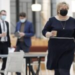 Norwegian Prime Minister Fined For Breaking Pandemic Restrictions